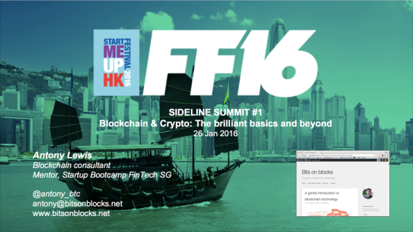 FinTech finals Hong Kong: 25-26 Jan 2016