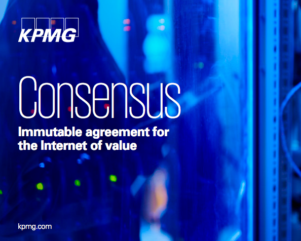 KPMG Report on Consensus: Interview with co-author George Samman