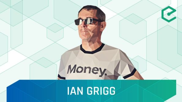 In a nutshell: Ian Grigg's Ricardian contracts and digital assets prehistory